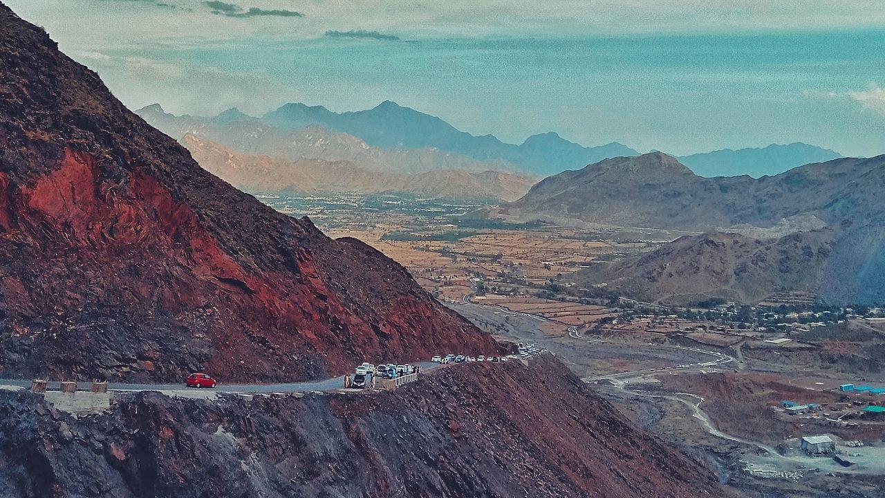 Islamabad-Swat Motorway, Malakand, Pakistan