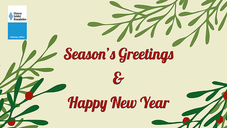 Team HSF Pakistan wishes everyone happy holidays and to those who celebrate it, Merry Christmas.