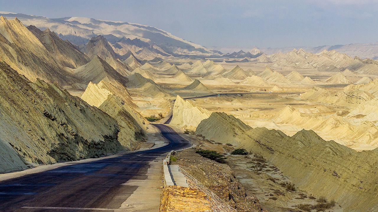 Desert, Pakistan